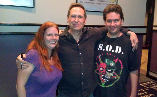20110819 - Kids In The Hall - 0 - Scott Thompson, Clint, Carolyn - (by Chris Z) - IMAG0067