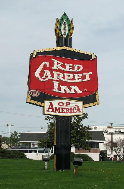 Harrisonburg Virginia Red Carpet Inn Flickr Photo