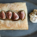 fig tarts with pistachio whipped cream