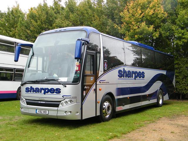 KBZ801  Sharpes of Nottingham