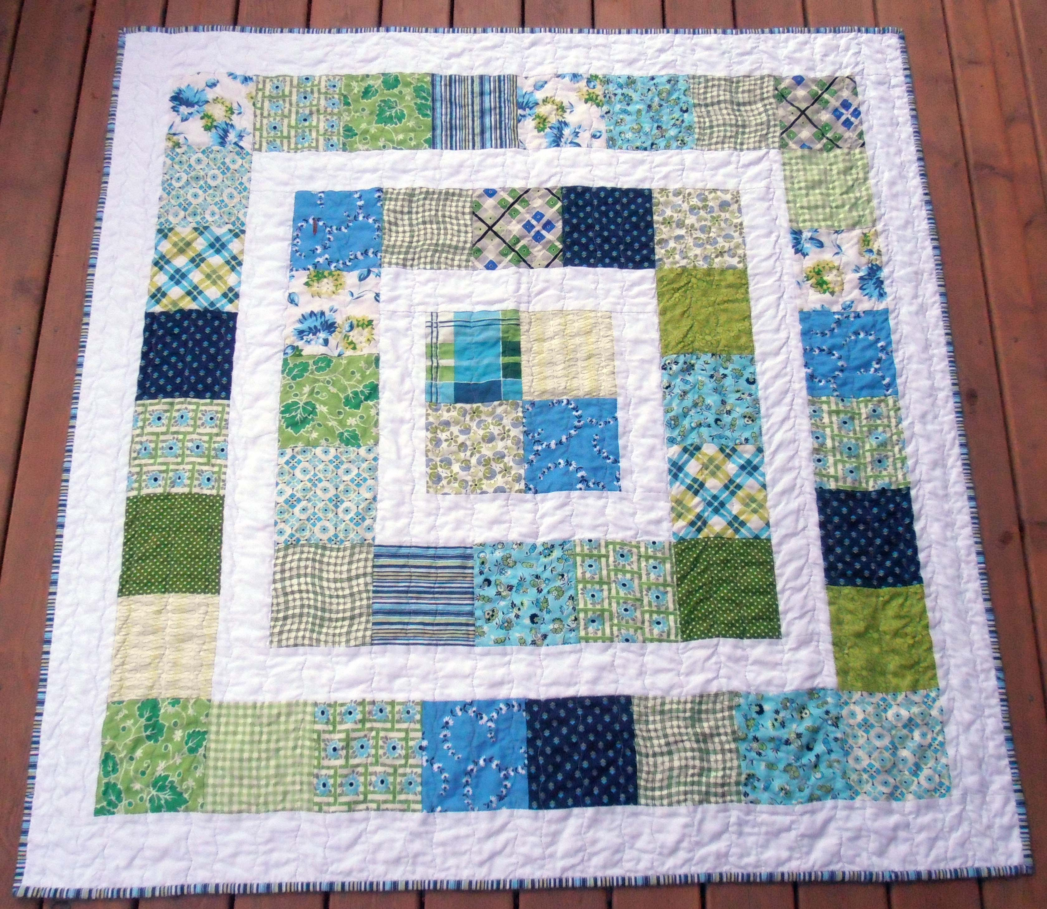 Storytime Squares for 100 Quilts for Kids