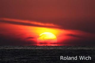 Sunrise over the Tonle Sap