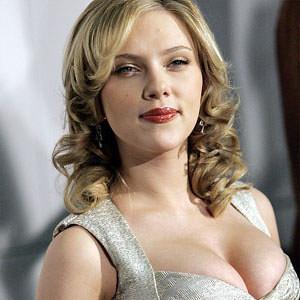 Scarlett Johansson Nude Photo Leak