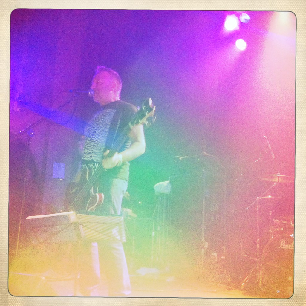 Peter Hook ::: Bluebird Theater ::: 09.20.11