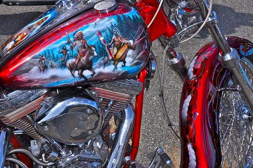 Harley-Davidson ~