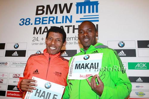 Listos para un super Maratón de Berlin