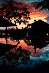 Early morning at Batu Karang