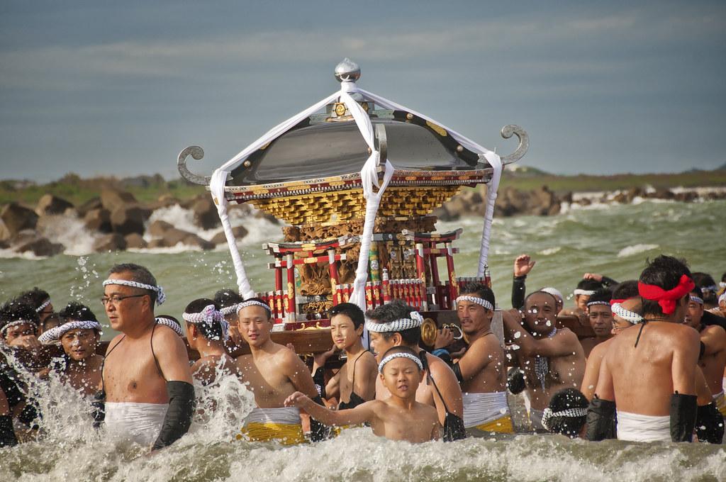 Japán utazás ünnepek, Ohara Hadaka Matsuri