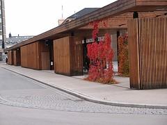 Bussterminalen på Strømsø
