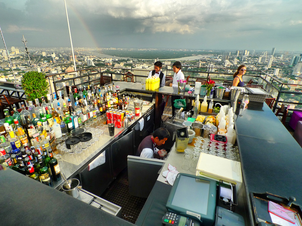 Thailand bangkok metropolitan area page 27 for Food bar rainbow moon