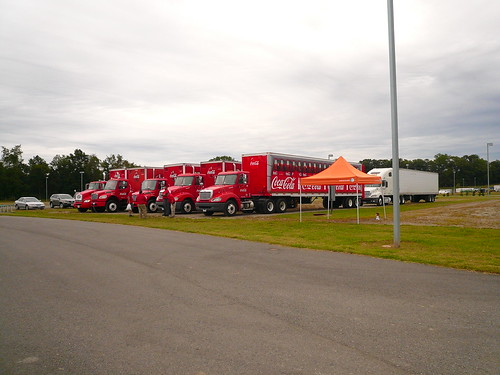 2011 World's Largest Truck Convoy for Special Olympics