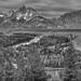 Yellowstone, Grand Teton und Waterton Lakes