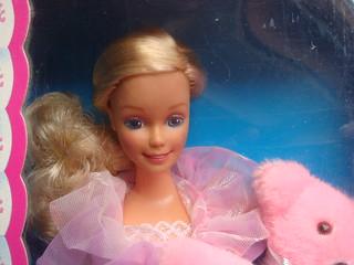 Barbie superstar era: variant DREAMTIME, european - italian version