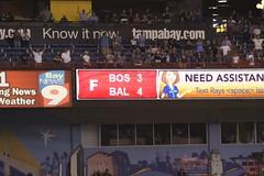 Tampa Bay Rays Win AL Wild Card 2011/09/28