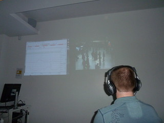 Psychophysiology demo at Rewire 2011