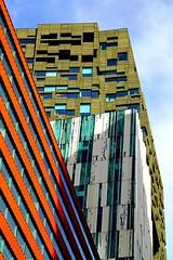 Amsterdam Zuidas Architecture