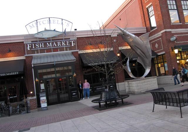 Mitchell 39 s fish market flickr photo sharing for Mitchells fish market newport