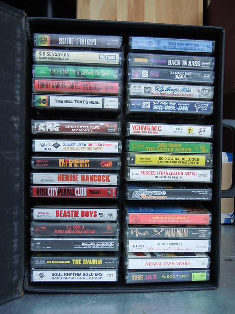 some of my cassette tapes (uploaded October 2011)