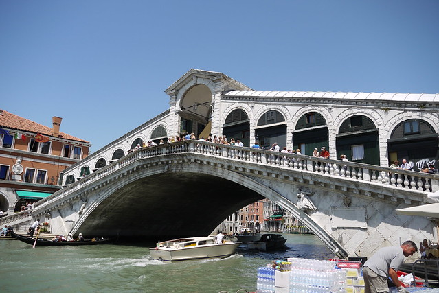 Ponte di Rialto 雷亞托橋