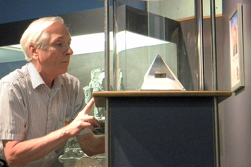 Alamogordo Museum of Space History, moon rock