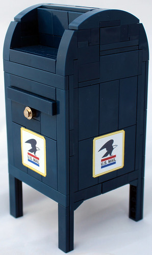 LEGO Mailbox