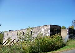 Shaker Barn Ruins 2