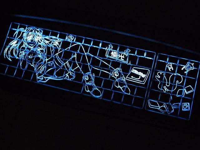 how to change colors of light up keyboard