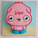 Moshi Monster Birthday Cake - Poppet by thecustomcakeshop