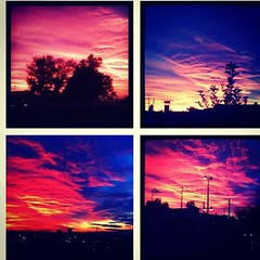 Nikada toliko 'nebo' fotki na Instagramu ;) #Zakon #Zagreb #Sunset