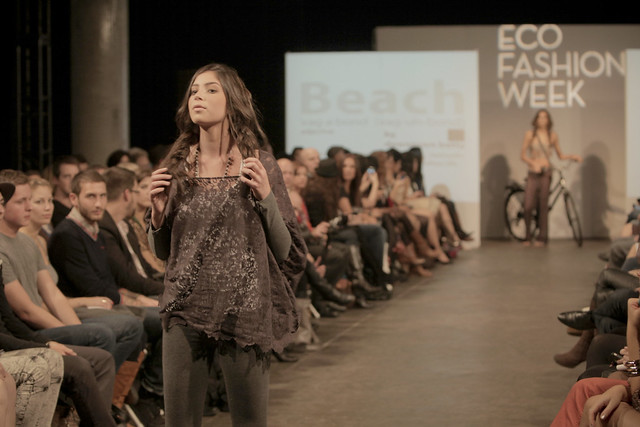 Opus Bicycles and Downtown_Betty Designs at Eco Fashion Week