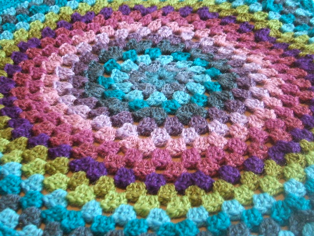 Crocheting In A Circle Pattern : Flickr - Photo Sharing!