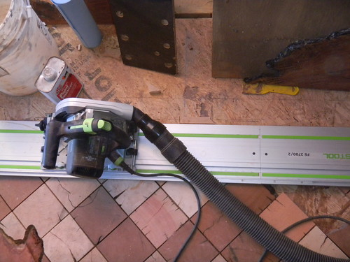 My Festool WorkHorse