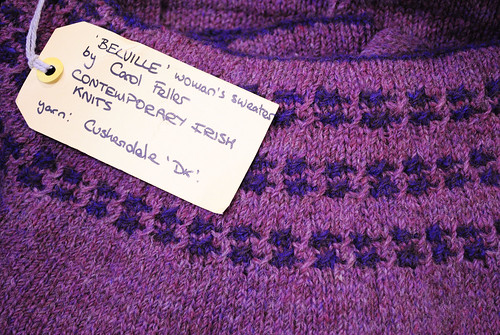 Beautiful Belville Jumper by Carol Feller