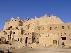 Fortezza di Shali - Oasi di Siwa (Egitto)