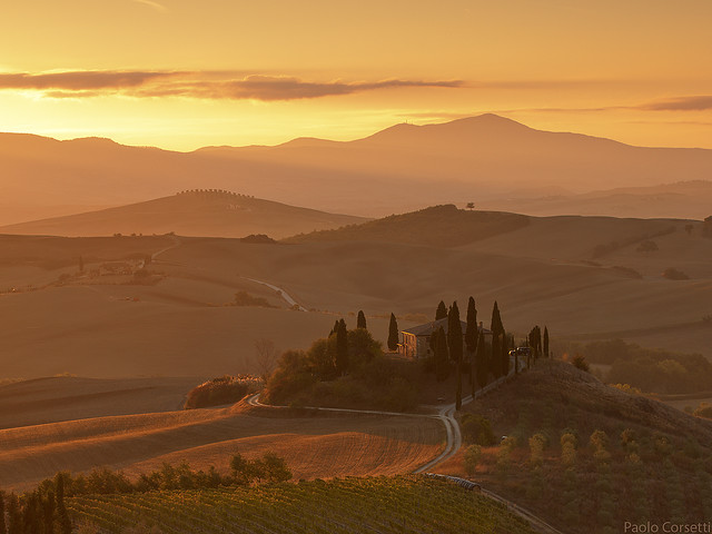 Tuscany Morning #5