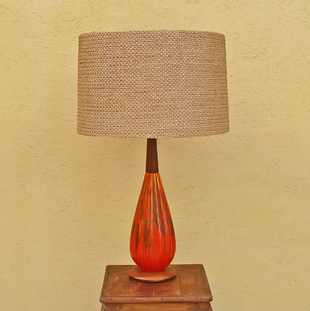 Magnificent Vintage Orange Ceramic Table Lamp 498 x 500 · 169 kB · jpeg