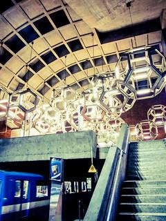 Namur Metro station, Montreal