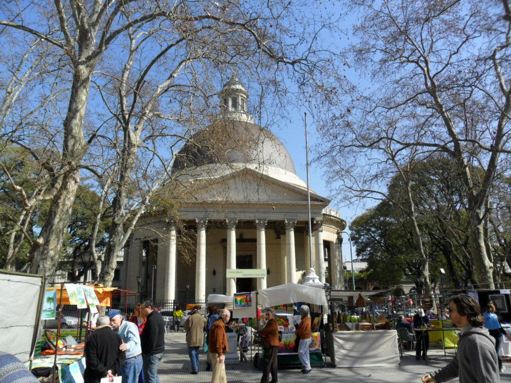 La Feria De Belgrano Belgrano Buenos Aires Le Petit