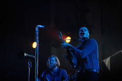 Arcade Fire by Dave Mead