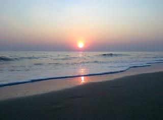 Изображение на Patara Beach. sunset beach turkey mediterranean september lycia akdeniz patara 2011