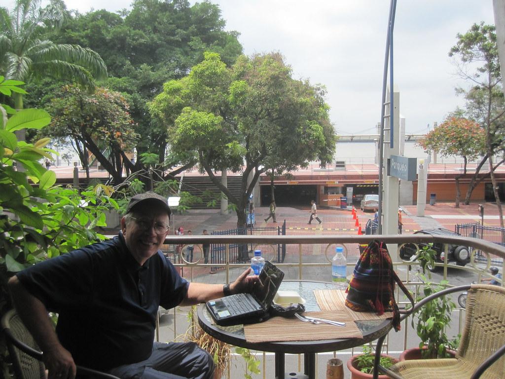 Guayaquil Ecuador Patio Work