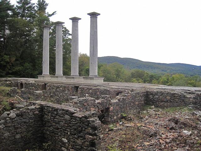 Lone Columns