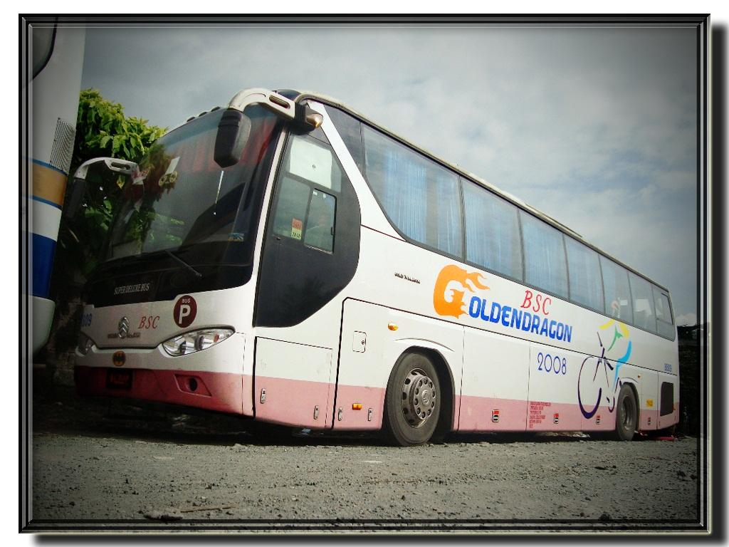 Batangas-Manila StarExpress, Corp. - Golden Dragon XML6127 Marcopolo - 8809