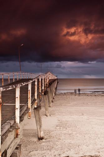 longexposure sunrise eos dawn jetty sa southaustralia largsbay canoneos50d largsbayjetty sigma1750mmf28exdcos