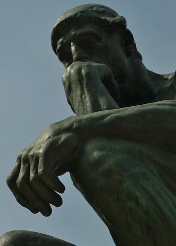 Paris AUG2011 Musee Rodin Thinker 2