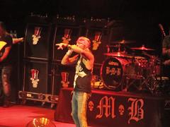 Motley Crue with Bret Michaels 2011