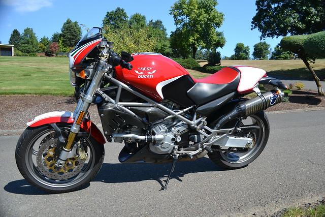Ducati Monster Value