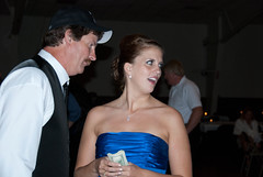 Ashley and Uncle Johnny plot what to do with all the money from the dollar dance!