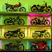 Motorcycle Wall
