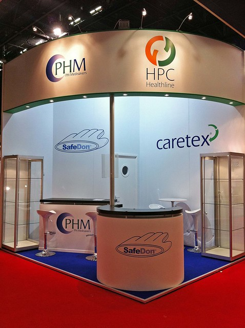 Best Small Exhibition Stands : Exhibition stands in dubai